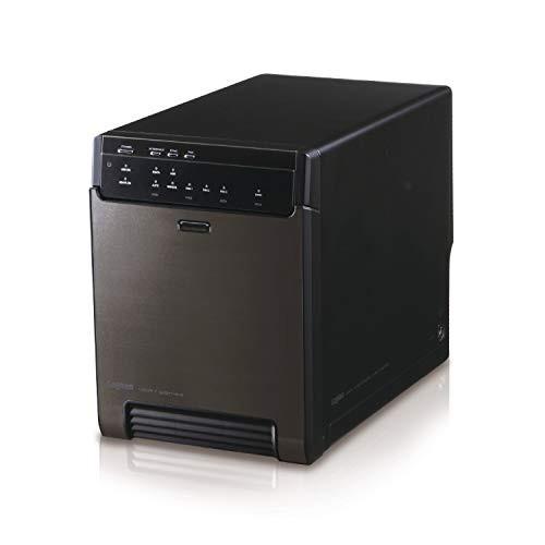 ロジテック(エレコム) HDDケース/3.5インチHDD/4B...