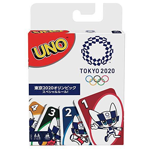 マテル ウノ 東京2020オリンピック 【スペシャル...