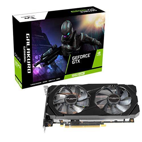 玄人志向 NVIDIA GeForce GTX 1660Super 搭載 グ...