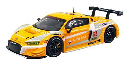POP RACE 1/64 アウディ R8 LMSエヴァ RT PROTO T...