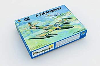 トランペッター 1/48 A-37A ドラゴンフライ プラ...