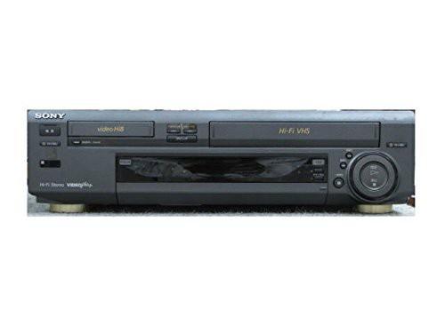 SONY Hi8+VHSビデオデッキ WV-H4(中古品)