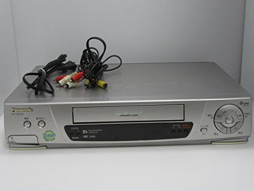 パナソニック(Panasonic) VHSビデオデッキ NV-HB3...