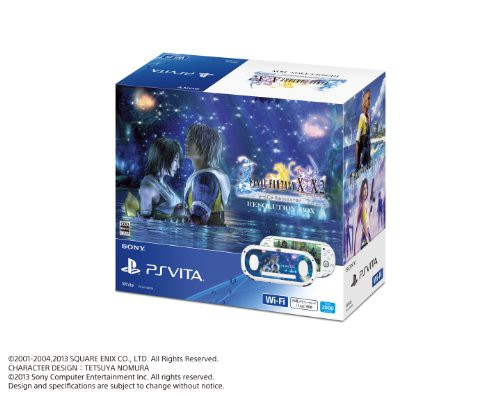 PlayStation Vita FINAL FANTASY X/X2 HD Remaste...