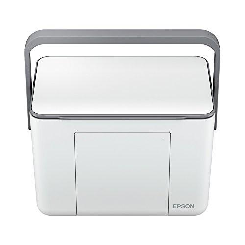 EPSON コンパクトプリンター Colorio me E-370W ...