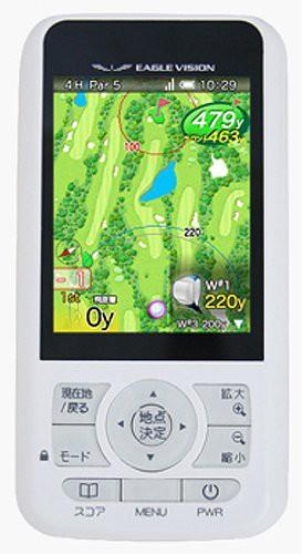 イーグルビジョン EAGLE VISION ゴルフGPS EV-027...