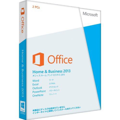 【旧商品】Microsoft Office Home and Business 2...