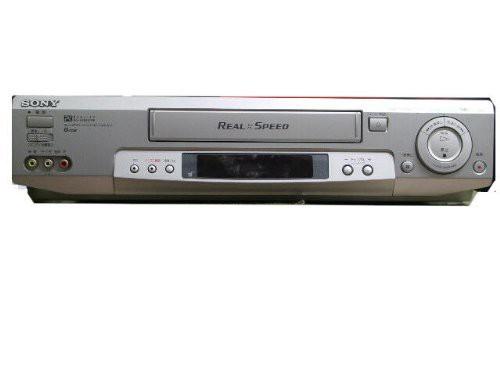 SONY VHSビデオデッキ SLV-R300(中古品)