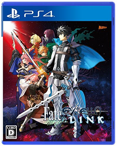 Fate/EXTELLA LINK - PS4(中古品)