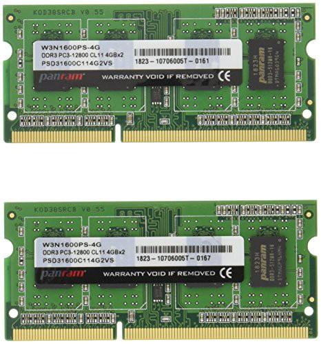 CFD販売 ノートPC用 メモリ PC-12800(DDR3-1600) ...