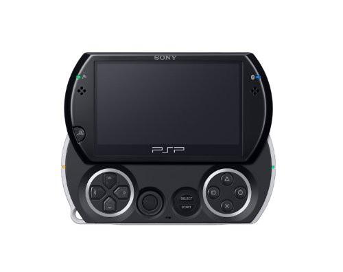 PSP go「プレイステーション・ポータブル go」 ピ...