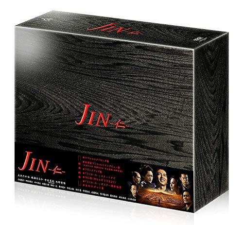 JIN-仁- DVD-BOX(未使用品)