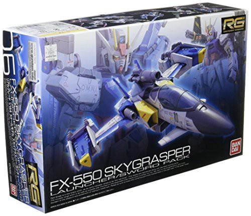 RG 1/144 FX550 スカイグラスパー ランチャー/ソ...