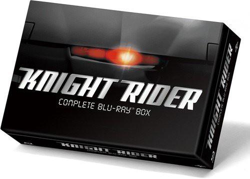 ナイトライダー コンプリート ブルーレイBOX [Blu...