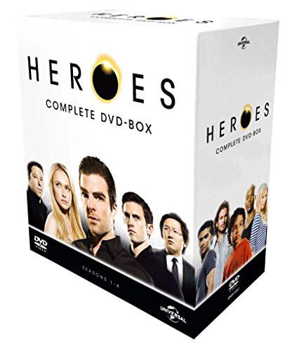 HEROES コンプリート DVD-BOX(未使用品)