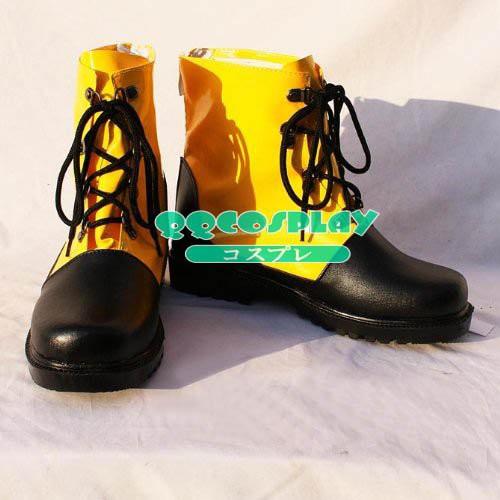 【QQCOSPLAY】コスプレ靴 ファイナルファンタジー...