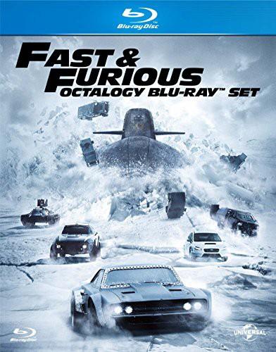 ワイルド・スピード オクタロジー Blu-ray SET (...