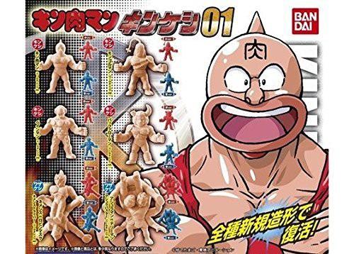 キン肉マン キンケシ01 BOX (12箱入り)(未使用...