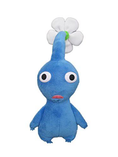 ピクミン PK02 青ピクミン ぬいぐるみ  高さ17cm...