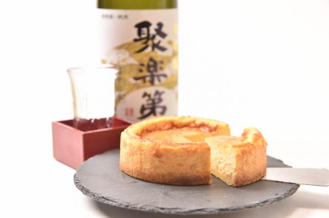 京都 佐々木酒造 日本酒チーズケーキ 純米大吟...