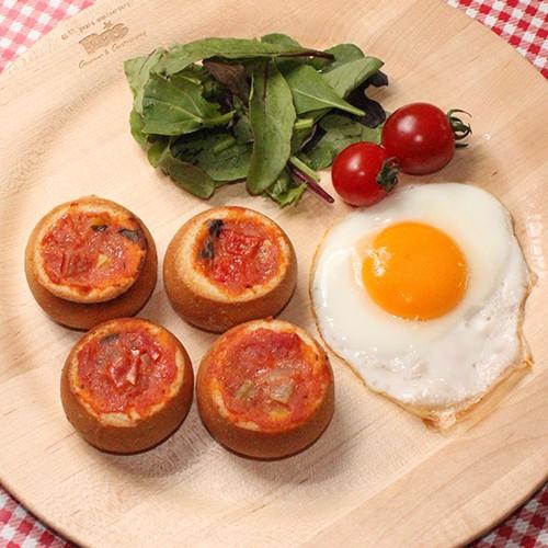 [ ラタトゥイユ ブリオッシュ 6個 ] 総菜 パン  ...