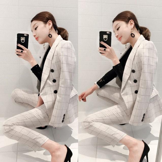 韓国 ファッション レディース セットアップ スー...