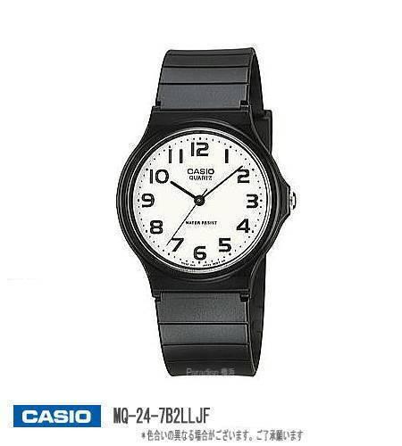 [送料無料・前払限定]正規品・カシオ腕時計MQ-24-...