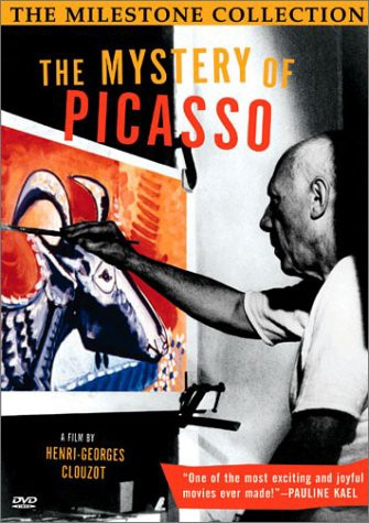 Mystery of Picasso [DVD] [Import](中古品)