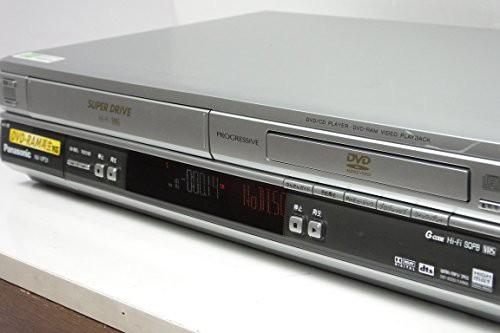 パナソニック NV-VP31 DVD+VHSデッキ(中古品)