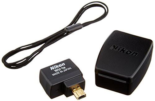 Nikon ワイヤレスモバイルアダプター WU-1a(中古...