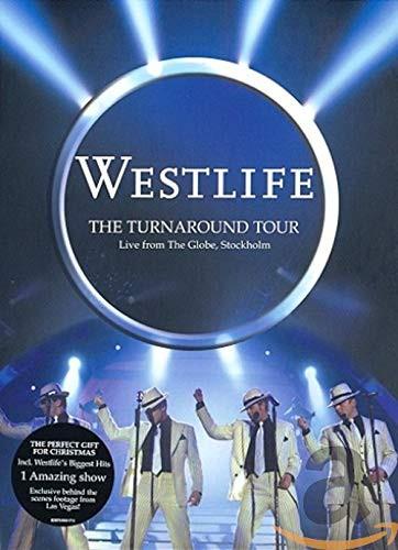 Turnaround Tour [DVD] [Import](中古品)
