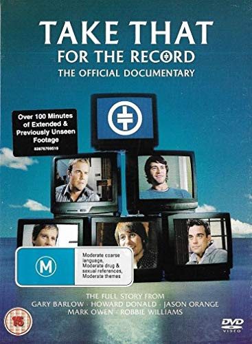 For the Record [DVD](中古品)