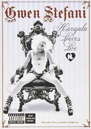 Harajuku Lovers Live [DVD] [Import](中古品)