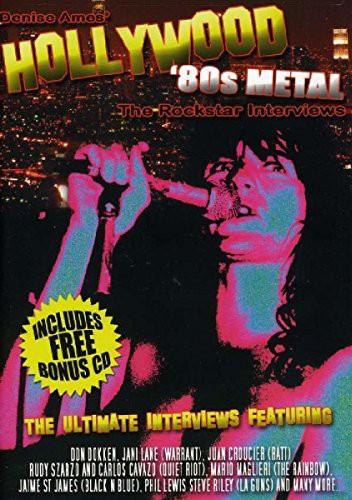 80s Metal Rockstar Interviews  [DVD] [Import]...