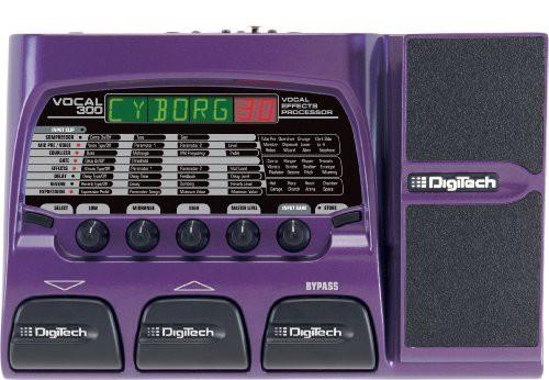 Digitech VOCAL300 ボーカル用マルチエフェクター...