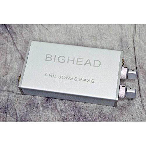 PHIL JONES BASS BIGHEAD モバイル・ヘッドホンア...