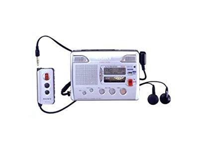 SONY TCS-100 カセットコーダー(中古品)