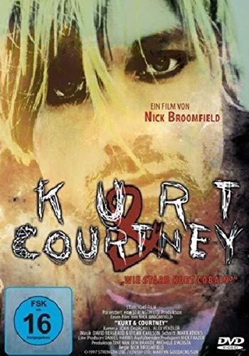 Kurt & Courtney [DVD] [Import](中古品)