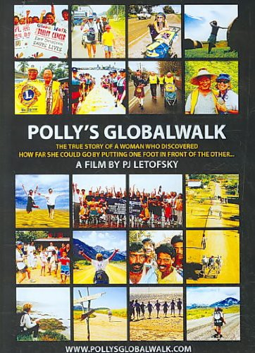 Polly's Globalwalk [DVD] [Import](中古品)