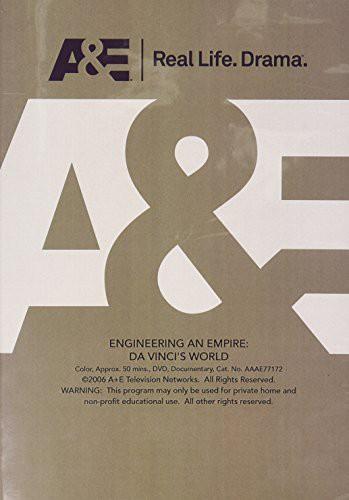 Engineering an Empire: Da Vinci's World [DVD] ...
