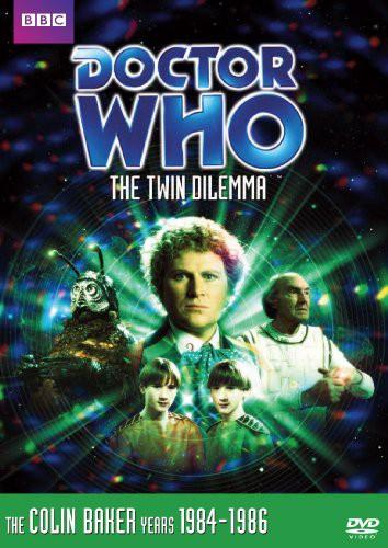 Doctor Who: Twin Dilema - Eps 137 [DVD] [Impor...