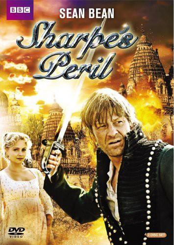 Sharpe's Peril [DVD] [Import](中古品)