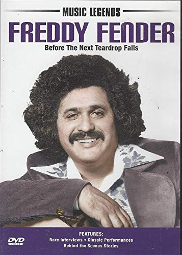 Legendary Freddy Fender [DVD] [Import](中古品)...