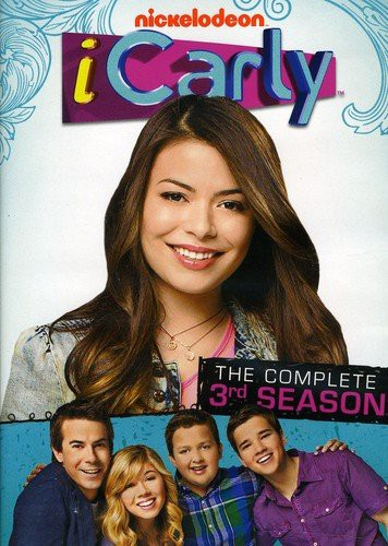 Icarly: Complete 3rd Season/ [DVD] [Import](中...