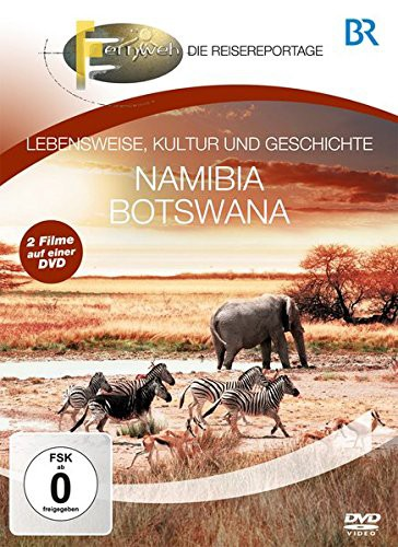 Br - Fernweh: Namibia & Botswana [DVD] [Import...