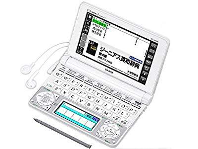 カシオ計算機 電子辞書 EX-word XD-N4800 (140コ...
