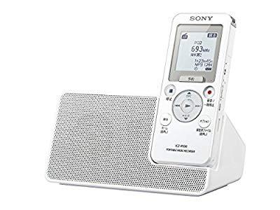 ソニー SONY ポータブルラジオICレコーダー 8GB F...