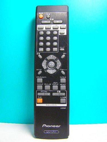 パイオニア レシーバーリモコン AXD7487(中古品)