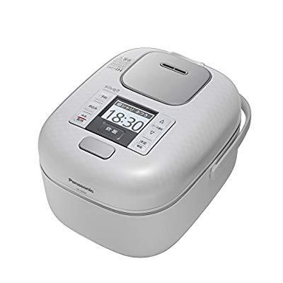 パナソニック 3合 炊飯器 圧力IH式 おどり炊き 豊...
