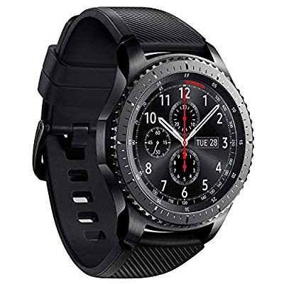 Galaxy Gear S3 Frontier iOS/Android対応 Samsun...